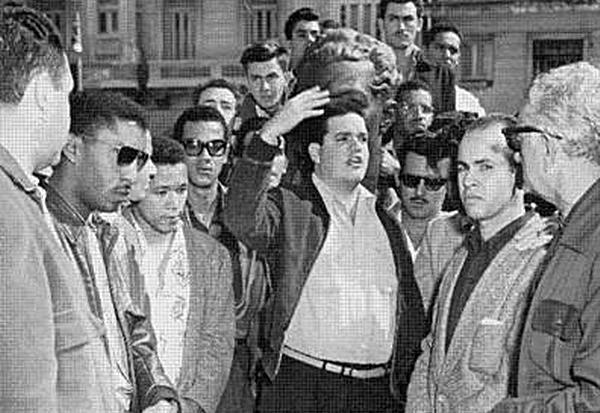 cuba, historia de cuba, el pedrero, pacto del pedrero, sancti spiritus, escambray, directorio revolucionario 13 de marzo