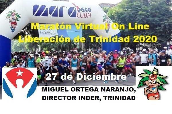 La convocatoria está abierta para todos los corredores cubanos y también para quienes quieran hacerlo desde cualquier parte del mundo.