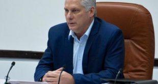 cuba, primero de enero, aniversario 62 del triunfo de la revolucion, miguel diaz-canel, presidente de cuba