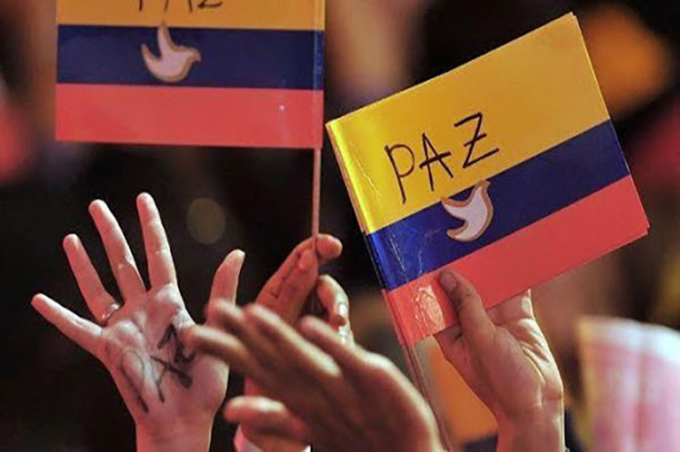 Durante los últimos meses, FARC realizó constantes reclamos al Gobierno por el incumplimiento de varios acápites de los Acuerdos de Paz. (Foto: PL)