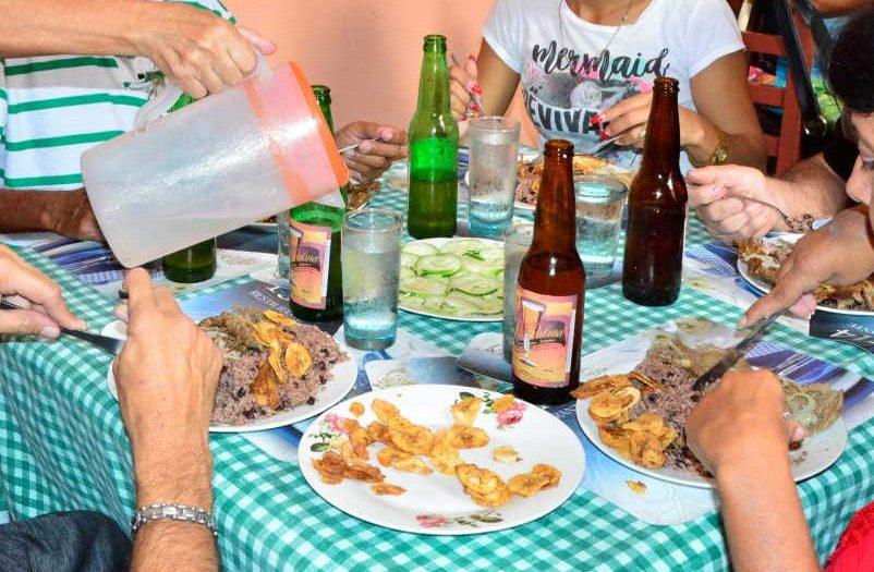 sancti spiritus, gastronomia, fin de año