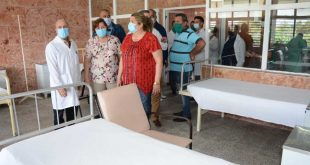 sancti spiritus, aniversario 62 del triunfo de la revolucion, hospital pediatrico jose marti, salud publica