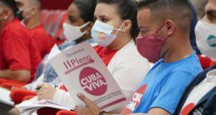 cuba, union de jovenes comunistas, jovenes cubanos, injerencia, subversion contra cuba, mafia anticubana