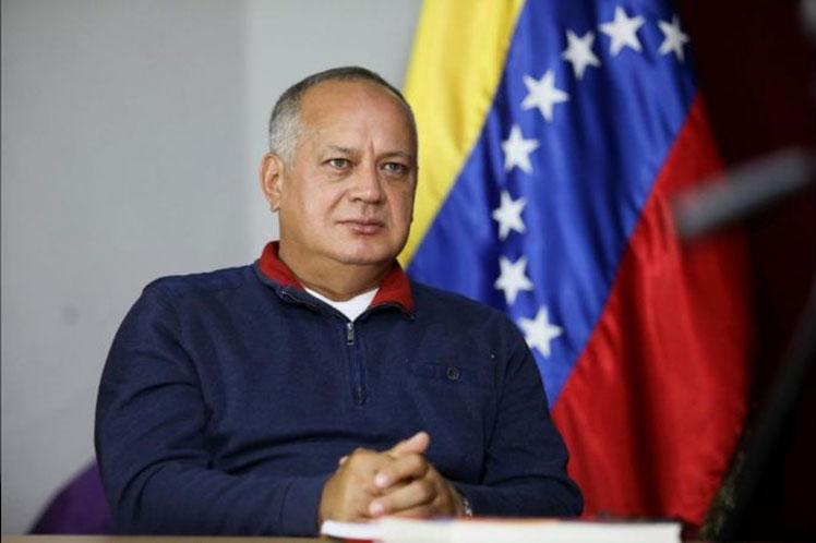 'Nadie puede pensar que en Estados Unidos las cosas van a cambiar radicalmente con la llegada de un nuevo presidente', opinó Cabello. (Foto: PL)