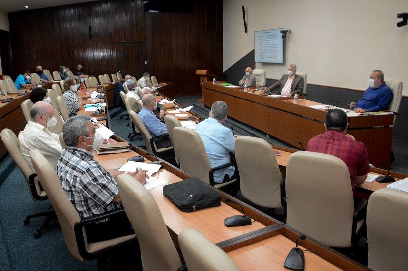 En Cuba, desde que comenzó la pandemia, se han reportado 23 439 casos confirmados, se informó en la reunión del Grupo temporal. (Foto: Estudios Revolución)