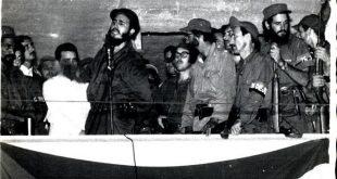 cuba, historia de cuba, caravana de la libertad, fidel castro, miguel diaz-canel