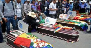bolivia, golpe de estado, violencia, muertes, asesinatos