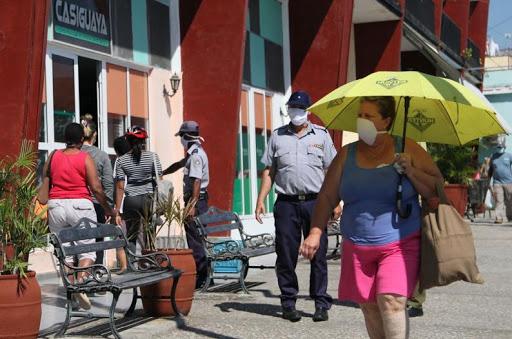 Por segunda jornada sucesiva, Sancti Spíritus no reporta casos de COVID-19. (Foto: Vicente Brito / Escambray)