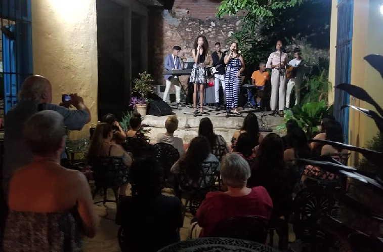 trinidad, musica