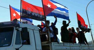 cuba, fidel castro, caravana de la libertad, revolucion cubana