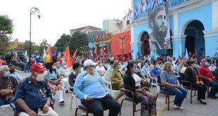 sancti spiritus, caravana de la libertad, fidel castro, revolucion cubana, aniversario 62 de la revolucion cubana