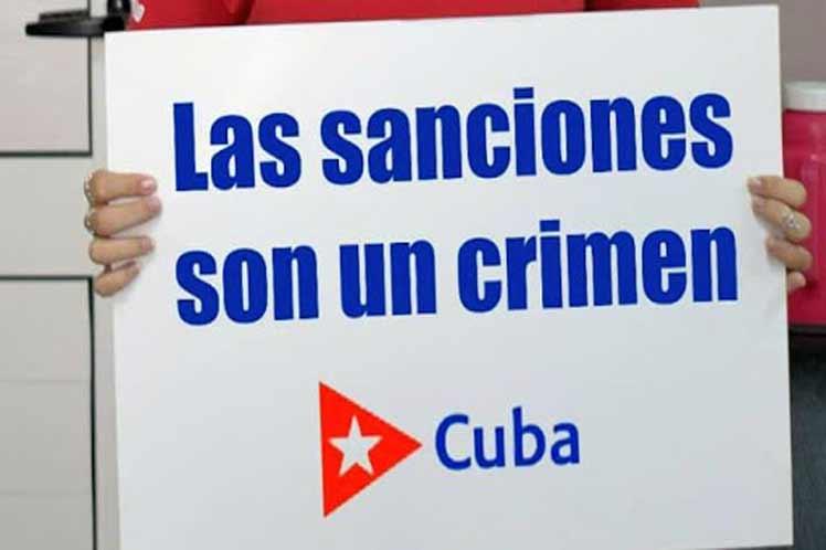 Los fracasados de la administración Trump no cesan en dictar medidas injustas y unilaterales contra Cuba, aseguró Díaz-Canel. (Foto: PL)