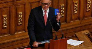 venezuela, asamblea nacional, jorge rodriguez