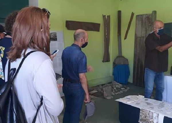 taguasco, museo, hallazgo arqueologico