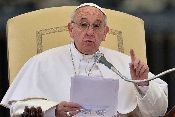 estados unidos, papa francisco, violencia, donald trump