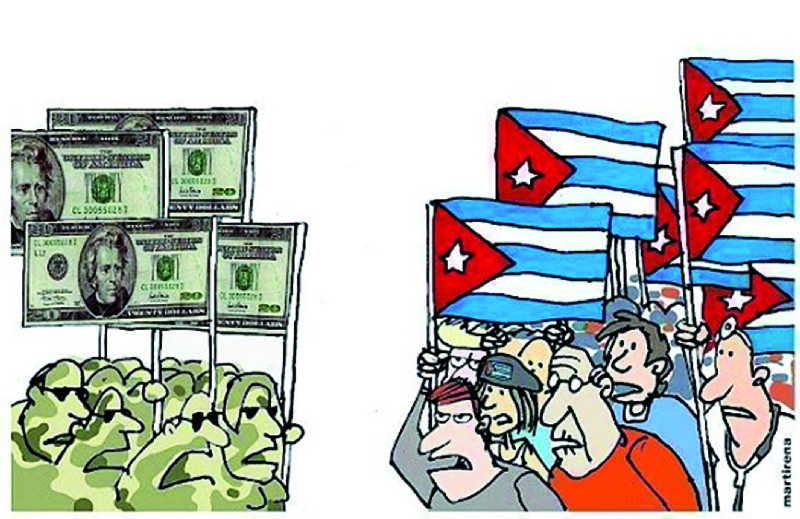 cuba, subversion contra cuba, injerencia, estados unidos, mafia anticubana