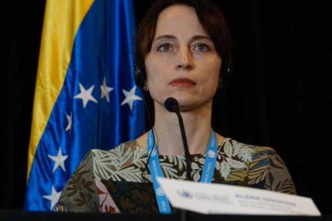 venezuela, venezuela-eeuu, bloqueo de eeuu a venezuela, onu