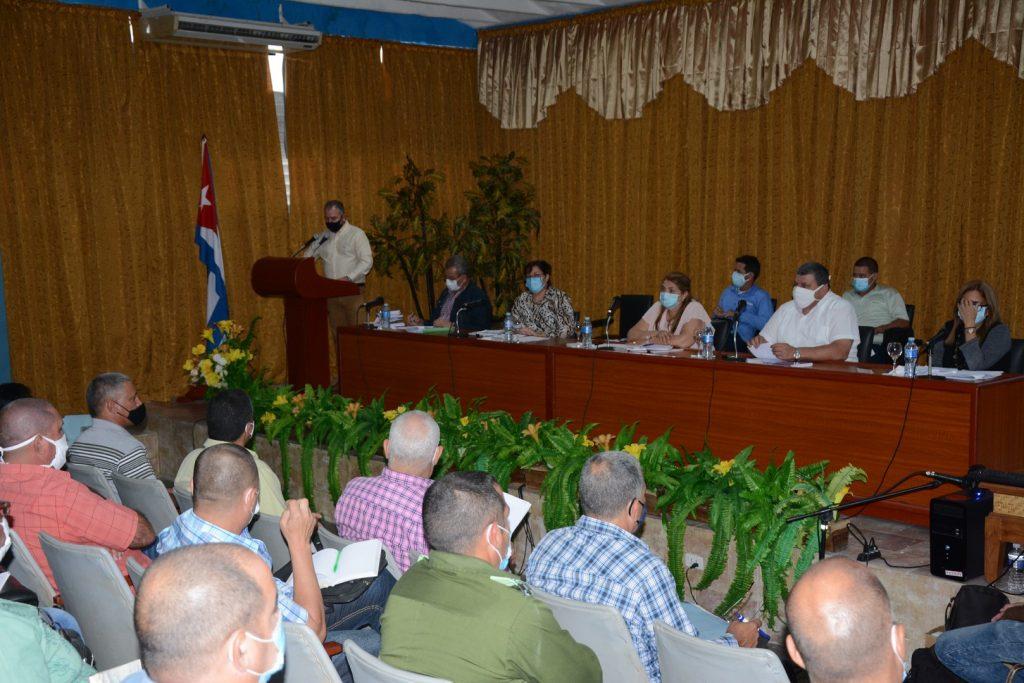 En el encuentro se brindó información sobre la aprobación de subsidios temporales para cubrir gastos.