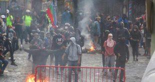 chile, protestas, sebastian piñera