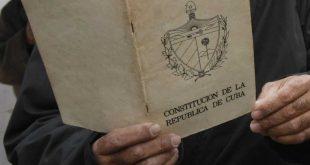 cuba, 24 de febrero, constitucion de la republica de cuba