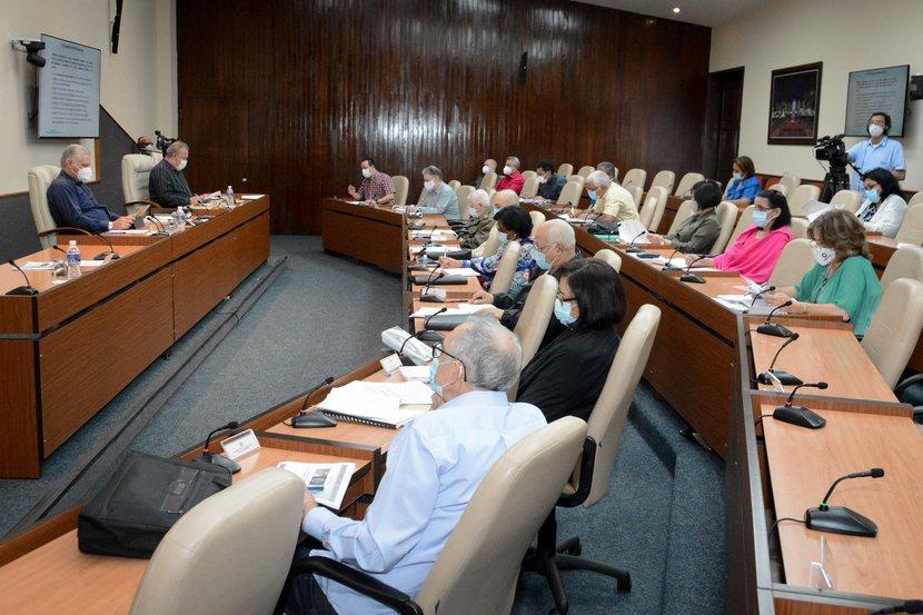 La situación del país sigue siendo compleja, según la evaluación del Grupo Temporal. (Foto: Estudos Revolución)