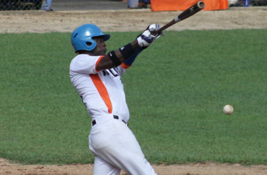 Palacios tuvo una excelente fase regular en la Serie Nacional.