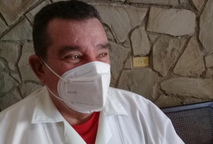 sancti spiritus, covid-19, coronavirus, sars-cov-2, hospital de rehabilitacion doctor faustino perez
