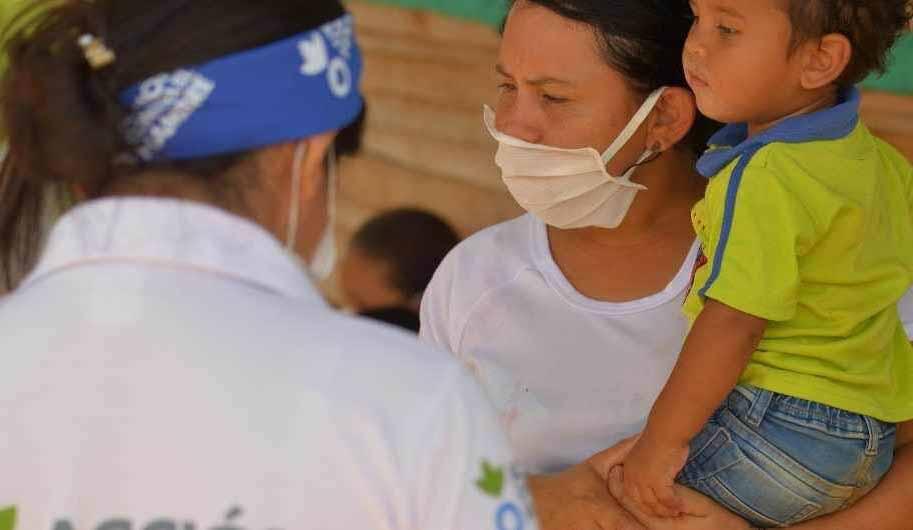 En disímiles lugares se atienden las necesidades de las comunidades más vulnerables (Foto: Ricardo Otero)