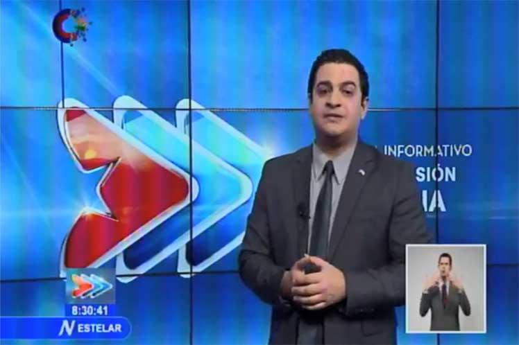 El reporte mostró varios mensajes en las redes sociales en los cuales llama a realizar actos de terror en Cuba. (Foto: PL)