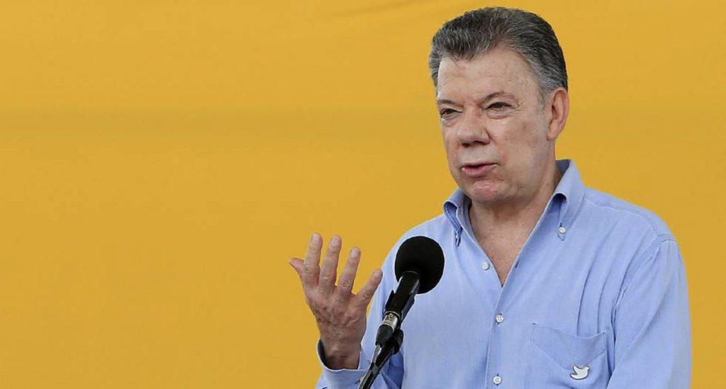 Juan Manuel Santos solicitó a la Casa Blanca que tome medidas inmediatas para revertir la decisión, tomada por la antigua administración Trump.