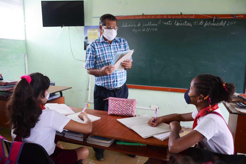 sancti spiritus, educacion, curso escolar 2020-2021, enseñanza primaria