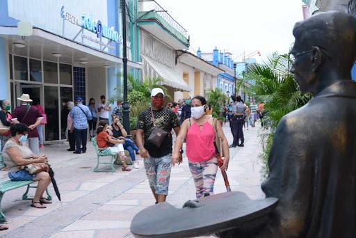 Los nuevos casos del territorio pertenecen al municipio espirituano. (Foto: Vicente brito / Escambray)