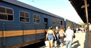sancti spiritus, tren tunas de zaza, empresa ferrocarriles centro, ferrocarriles