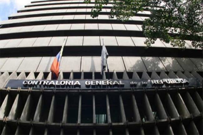 venezuela, juan guaido, contraloria general de la republica