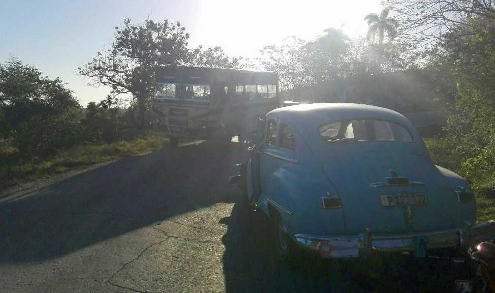 yaguajay, accidente de transito, transito