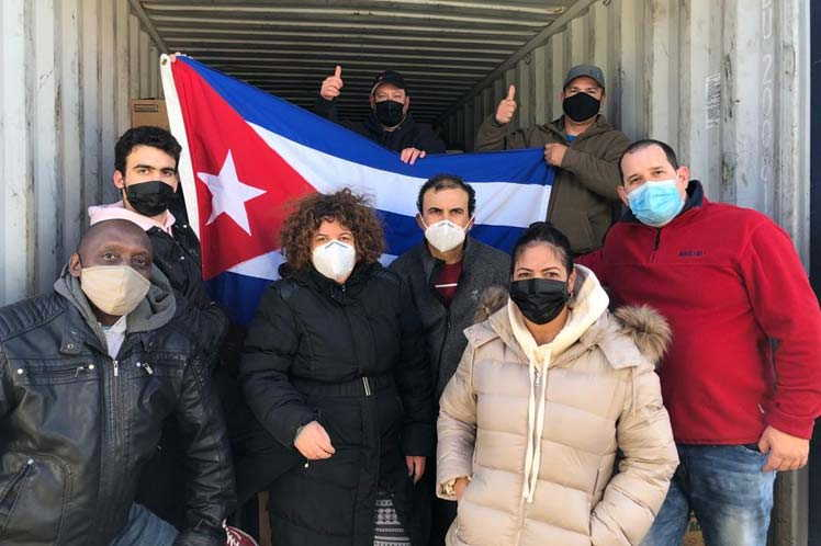 cuba, canada, solidaridad con cuba, pandemia mundial, covid-19, bloqueo de eeuu a cuba