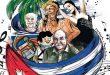 cuba, jovenes creadores, revolucion cubana, miguel diaz-canel, subversion contra cuba, ministerio de cultura, mincult