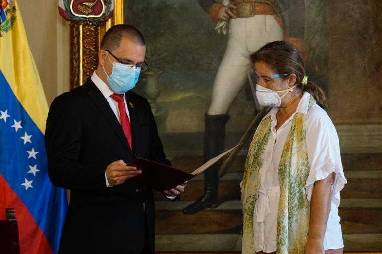 venezuela, embajadas, relaciones diplomaticas, union europea