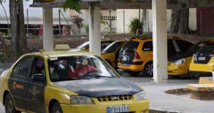 sancti spiritus, taxi, precios, tarea ordenamiento