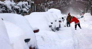 estados unidos, muertes, frio, bajas temperaturas