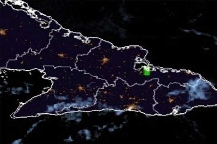 El fenómeno se percibió en Moa y Sagua de Tánamo (municipios de Holguín), y en Maisí (Guantánamo). (Foto: PL)