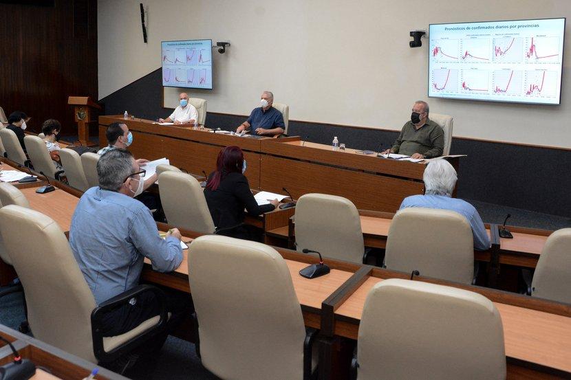 El pronóstico para los próximos días es que continúe incrementándose el número de personas diagnosticadas con la enfermedad en Cuba. (Foto: Estudios Revolución)