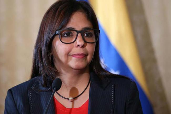 cuba, venezuela, delcy rodriguez