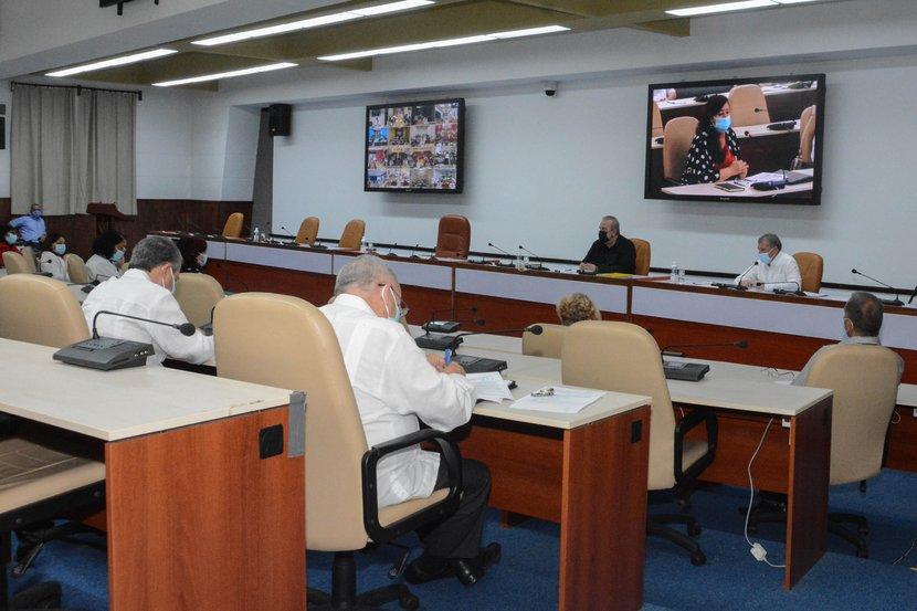La descomercialización de las instalaciones hoteleras fue aprovechada para mejorar la infraestructura turística cubana, se refirió en el encuentro. (Foto: Estudios Revolución)