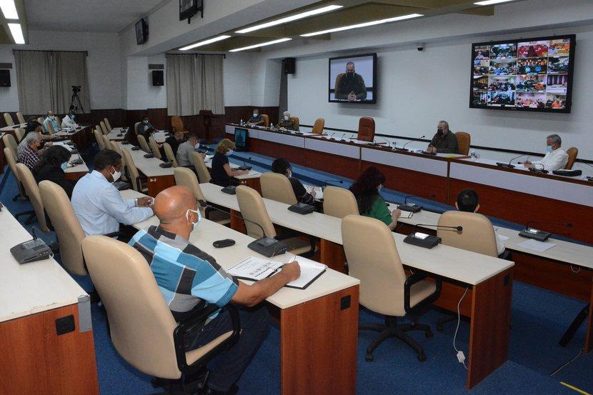 El Ministerio de Industrias resulta uno de los sectores que está en el centro del desarrollo del país. (Foto: Estudios Revolución)