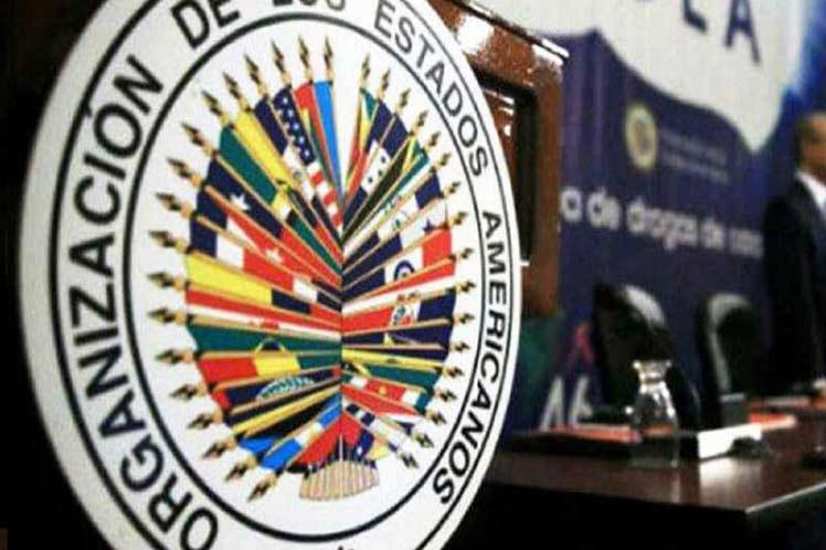 El titular cubano de relaciones exteriores rechazó la intromisión de la  OEA en los asuntos internos de Bolivia. (Foto: PL)