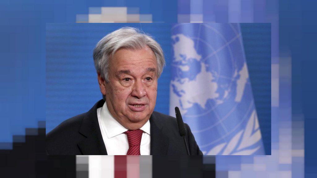 Guterres lanzó una campaña internacional que aboga porque esa inmunización esté disponibles para todos. (Foto: PL)