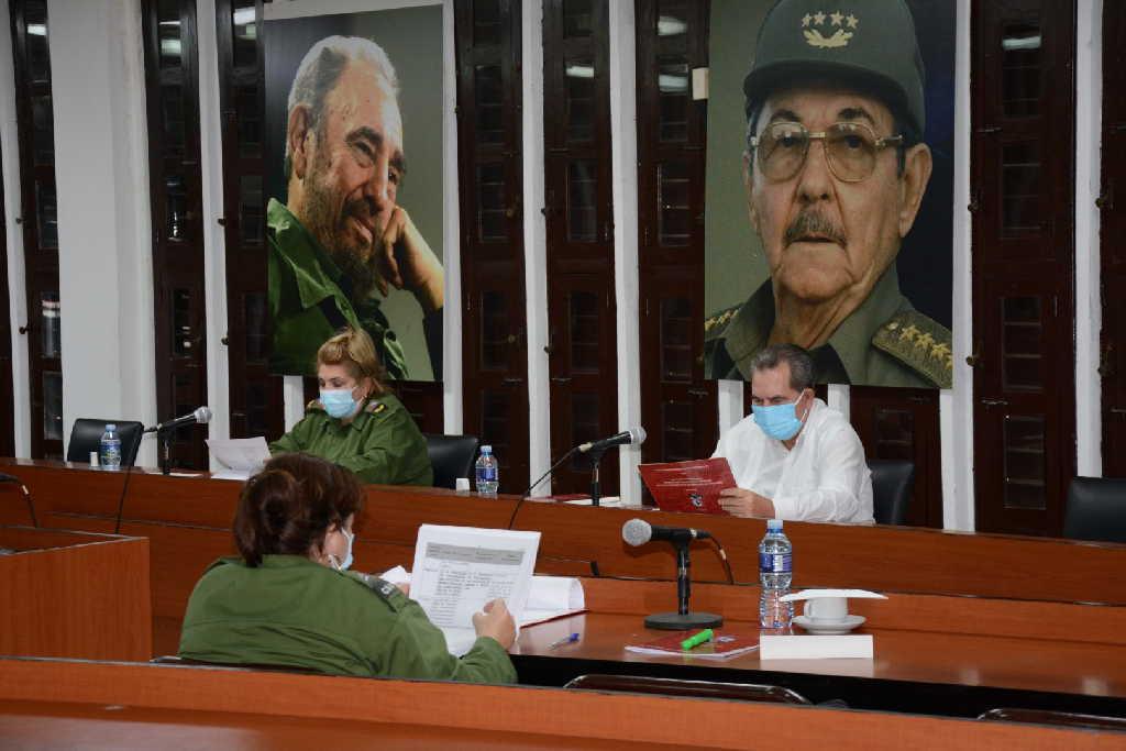 sancti spiritus, cuba, pcc, partido comunista de cuba, VIII congreso del pcc