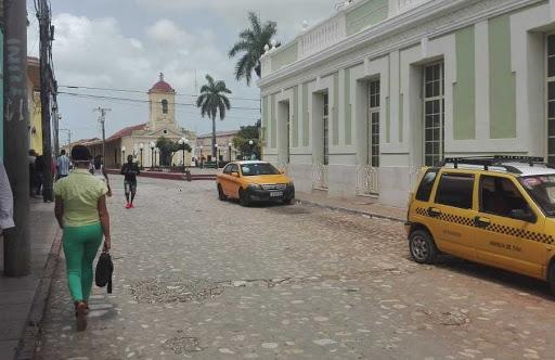 Trinidad presenta en este momento la más alta tasa de incidencia de casos confirmados en la provincia. (Foto: Ana Martha Panadés)