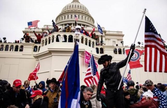 estados unidos, capitolio, violencia, muertes, donald trump